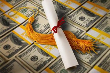 Tuition fees for international students at colleges and universities in the USA.