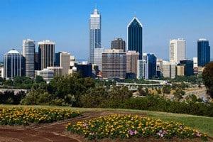 Perth City.