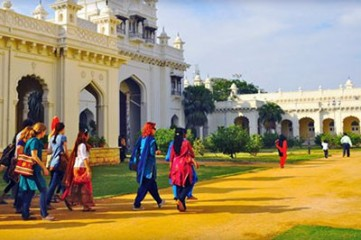 Experience Study Abroad in India