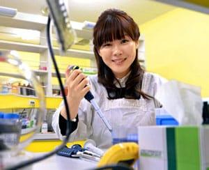 Scientist Haruko Obokata.