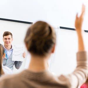 Teacher training.