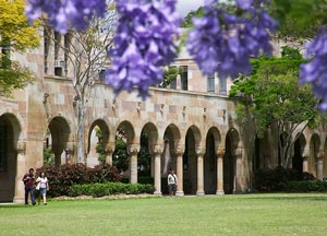 University of Queensland.